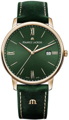 Maurice Lacroix Watch Eliros Smoked Green