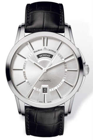 Maurice Lacroix Watch Pontos Round Day Date