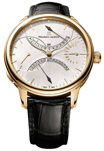 Maurice Lacroix Masterpiece Double Retrograde D