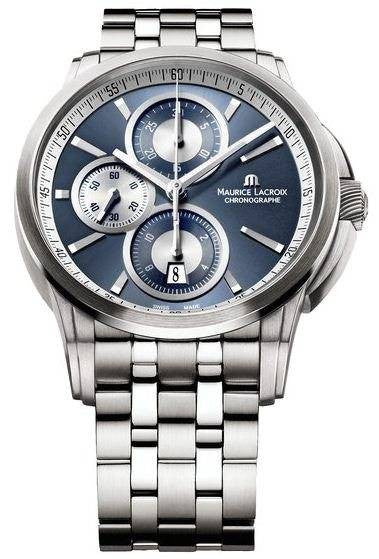 Maurice Lacroix Pontos Round Chrono 3 Counters D