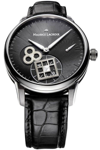 Maurice Lacroix Watch Masterpiece Roue Carree