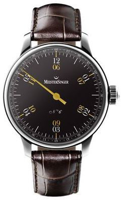 MeisterSinger 6 Hour International Edition D