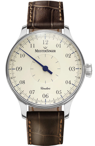 MeisterSinger Watch Circularis Cream