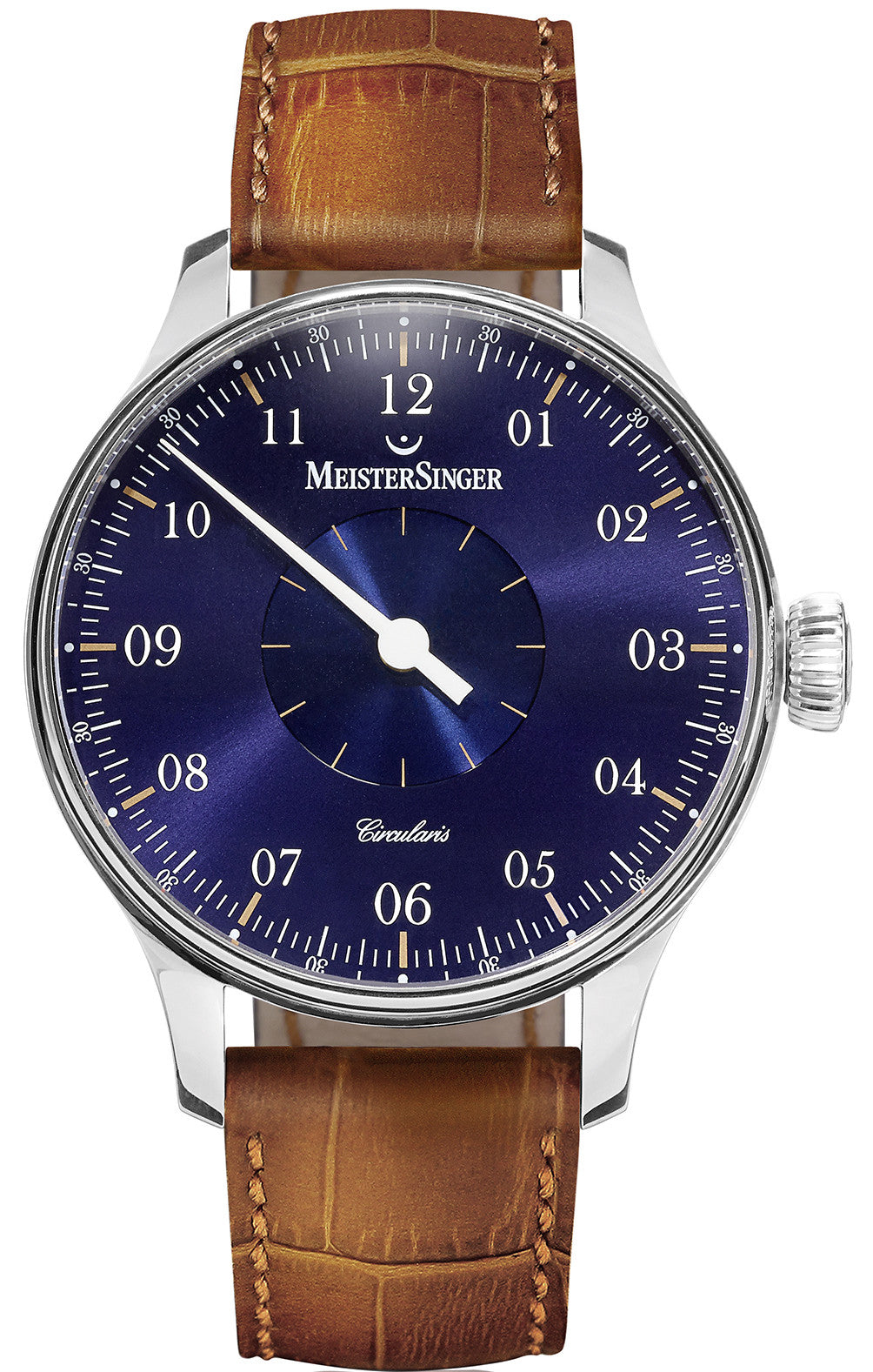MeisterSinger Watch Circularis Blue