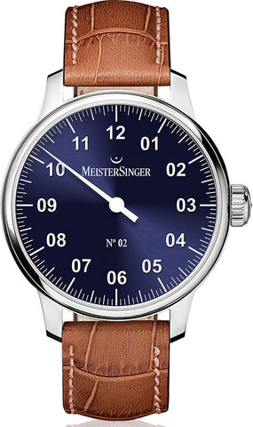 MeisterSinger Watch No 2