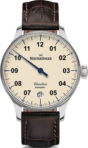 MeisterSinger Watch Circularis Automatic