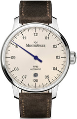 MeisterSinger Watch No. 03