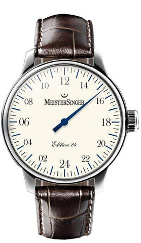 MeisterSinger International Edition 24 H D