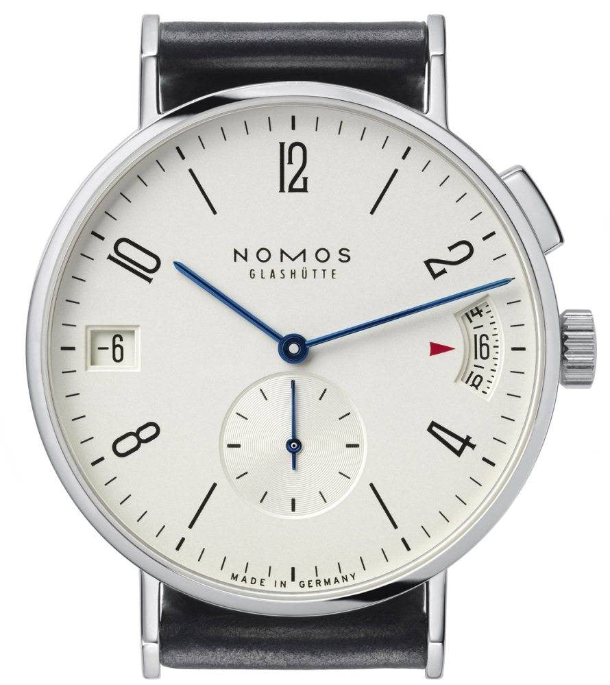 Nomos Glashutte Tangomat GMT Plus D