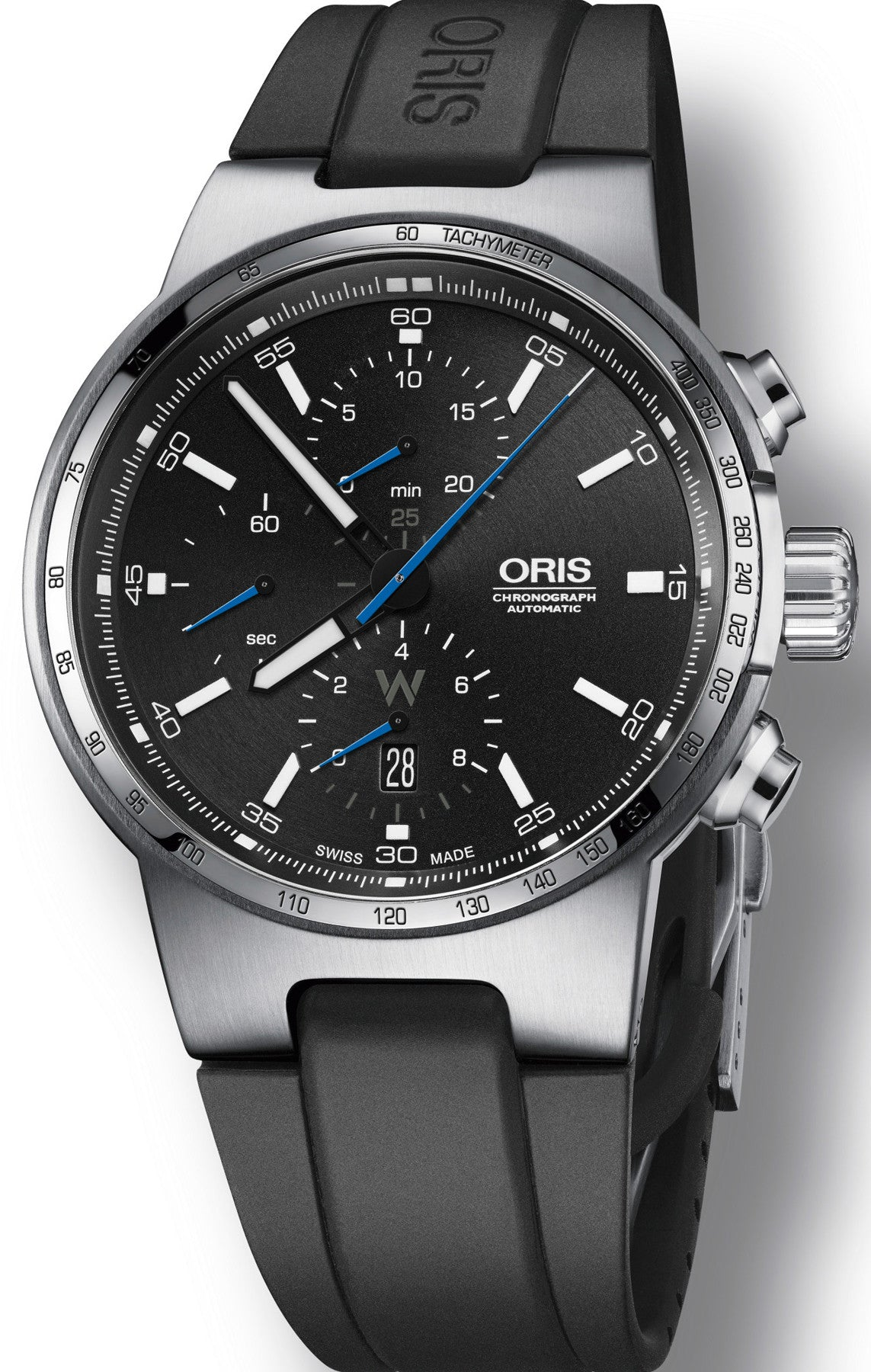 Oris watch williams f1 chrono rubber 01 774 7717 4154 07 4 24 50 watch for Oris watches