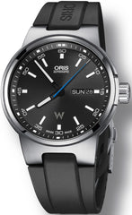 Oris Watch Williams F1 Day Date Rubber