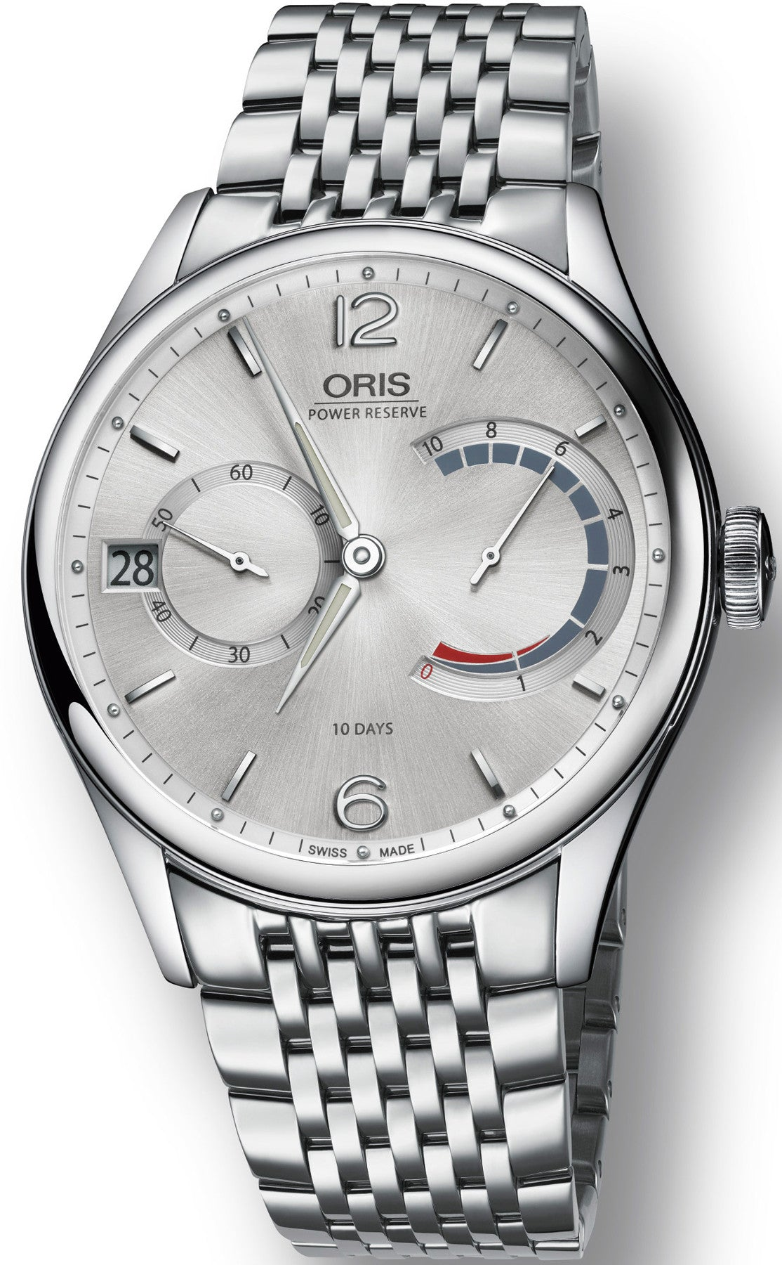 Oris Watch Calibre 111 Bracelet