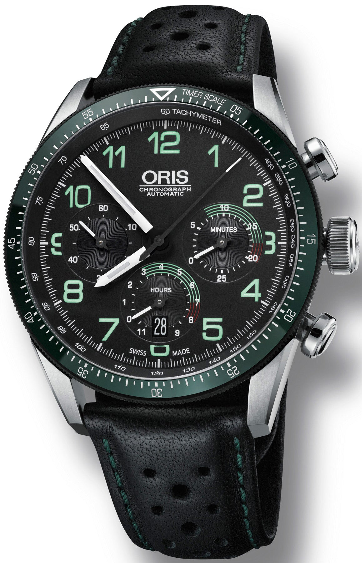 Oris Watch Calobra Chronograph Limited Edition II Set D