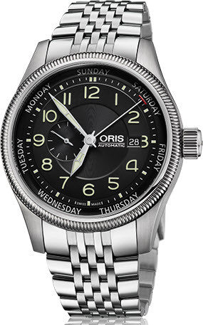 Oris Watch Big Crown Original Pointer Day Bracelet