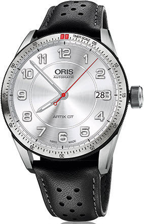 Oris Watch Artix GT Date Leather
