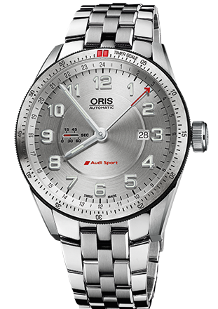 Oris Watch Audi Sport GMT Bracelet