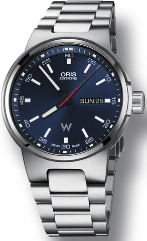 Oris Watch Williams F1 Day Date Bracelet
