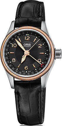 Oris Watch Big Crown Pointer Date Leather