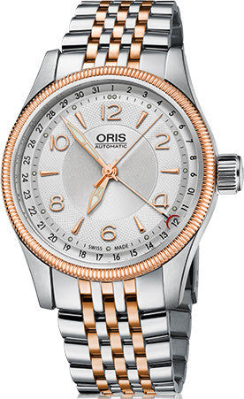 Oris Watch Big Crown Pointer Date Bracelet