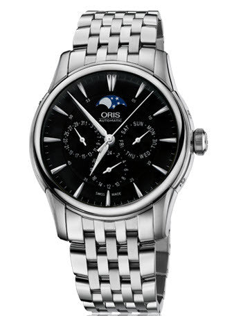 Oris Watch Artelier Complication Bracelet