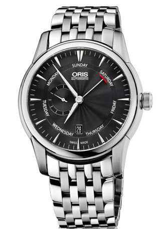 Oris Watch Artelier Small Second Pointer Day Bracelet