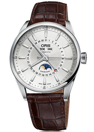 Oris Watch Artix Complication Date Leather