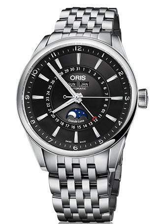 Oris Watch Artix Complication Date Bracelet