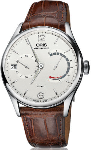 Oris Watch Calibre 111 Leather