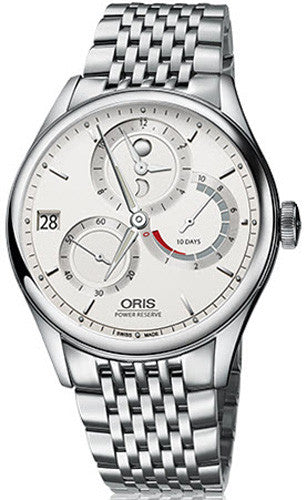 Oris Watch Artelier GMT Bracelet Set