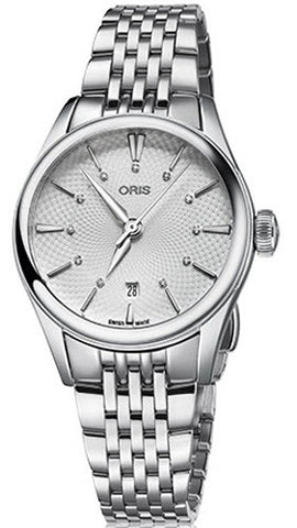 Oris Watch Artelier Lady Date Bracelet