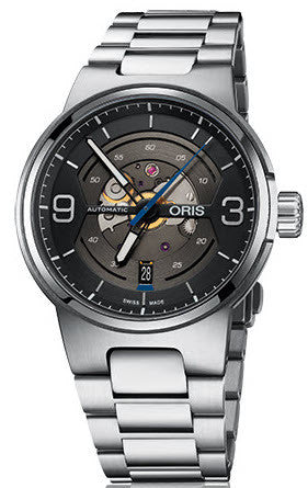 Oris Watch Williams Date Engine Bracelet