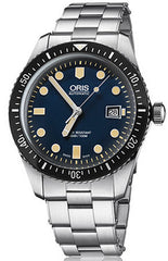 Oris Watch Divers Sixty Five Date Bracelet