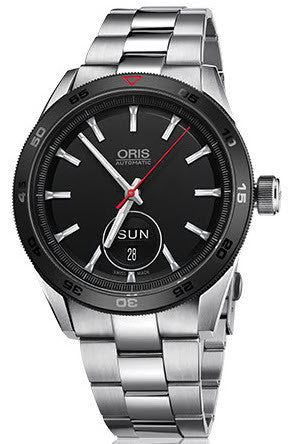 Oris Watch Artix GT Day Date Bracelet
