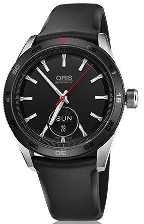Oris Watch Artix GT Day Date Rubber