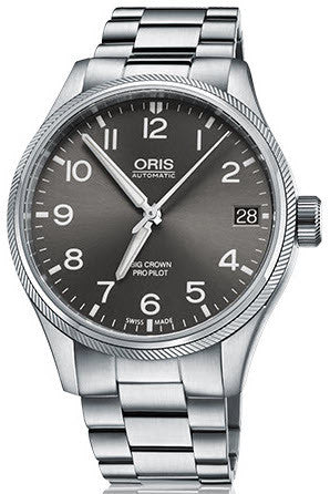 Oris Watch Big Crown ProPilot Big Date Bracelet