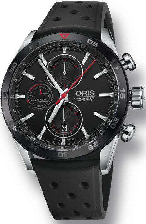 Oris Watch Artix GT Chronograph Date Rubber