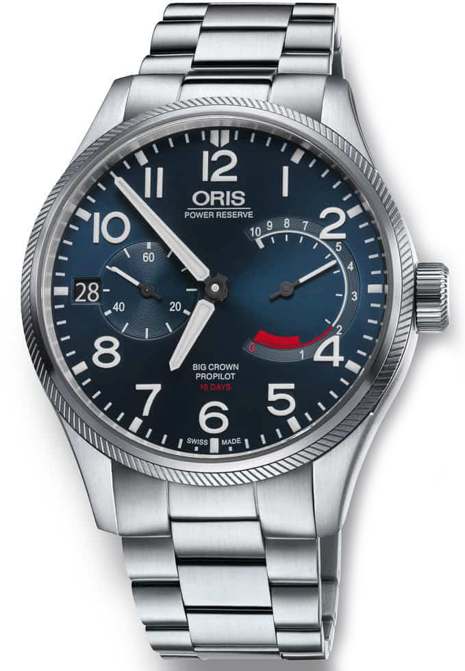 Oris Watch Big Crown ProPilot Calibre 111