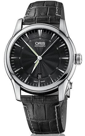 Oris Watch Artelier Date 40mm Leather D