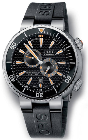 Oris Divers Regulateur Der Meistertaucher D