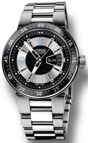 Oris Williams F1 Team Day Date D