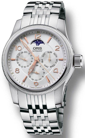 Oris Watch Big Crown Complication Bracelet D