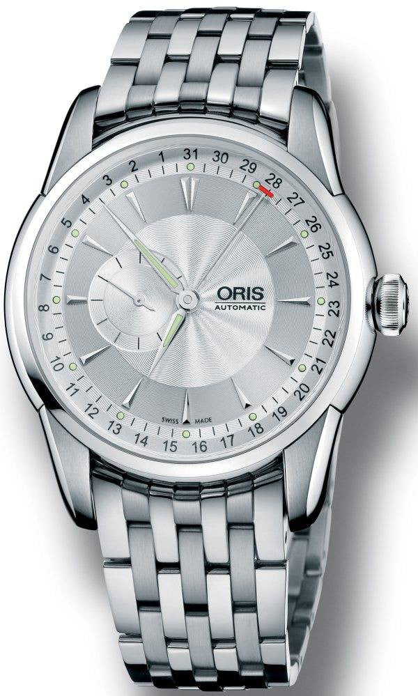 Oris Artelier Pointer Date Small Second D