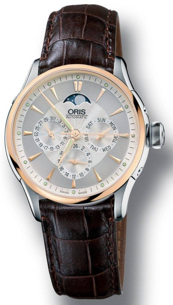 Oris Artelier Complication D
