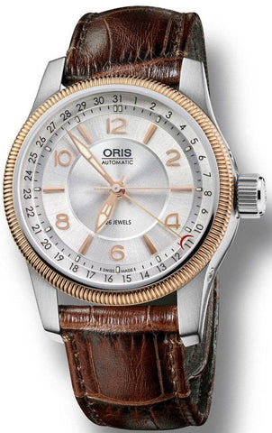 Oris Big Crown Pointer Date Bi Colour D