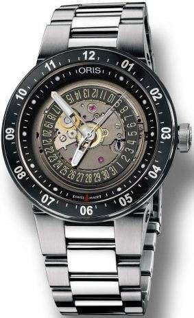 Oris Williams F1 Team Skeleton Engine Date