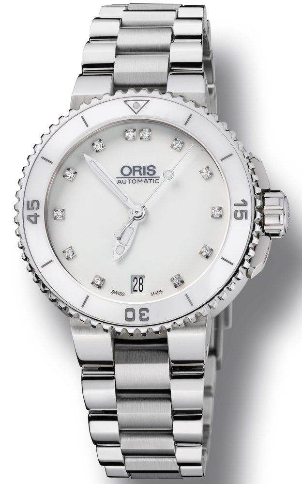 Oris Watch Divers Lady Bracelet