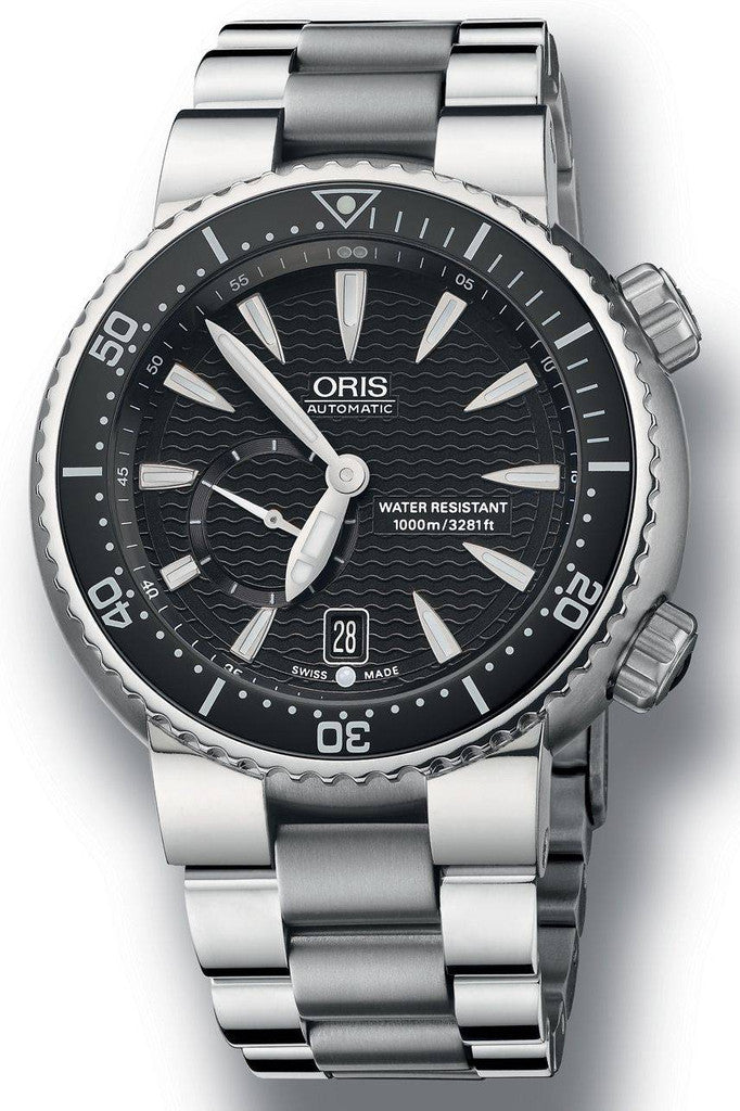 Oris Divers Titan C Small Second Date D