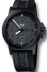 Oris Watch BC3 Advanced Day Date Rubber