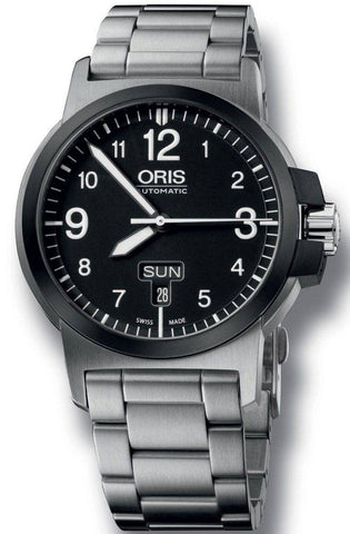 Oris Watch BC3 Advanced Day Date Bracelet D