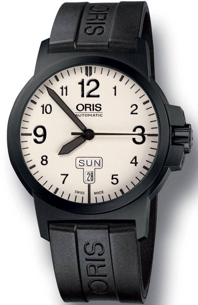 Oris BC3 Advanced Day Date D